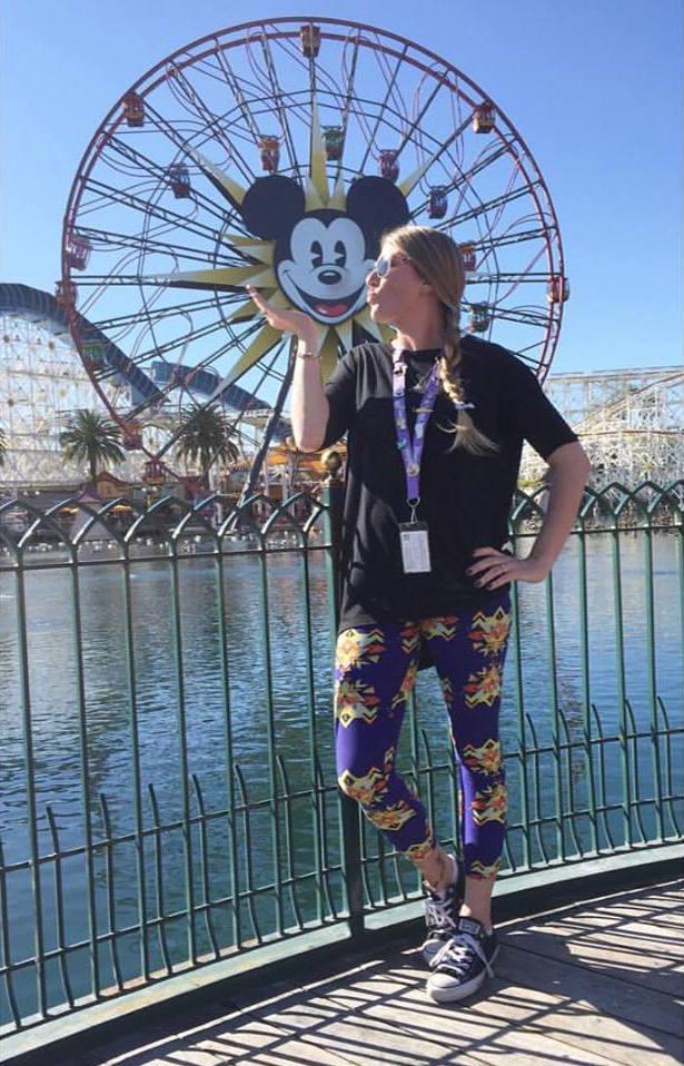 LuLaRoe Disney Style Party  Babes in Disneyland