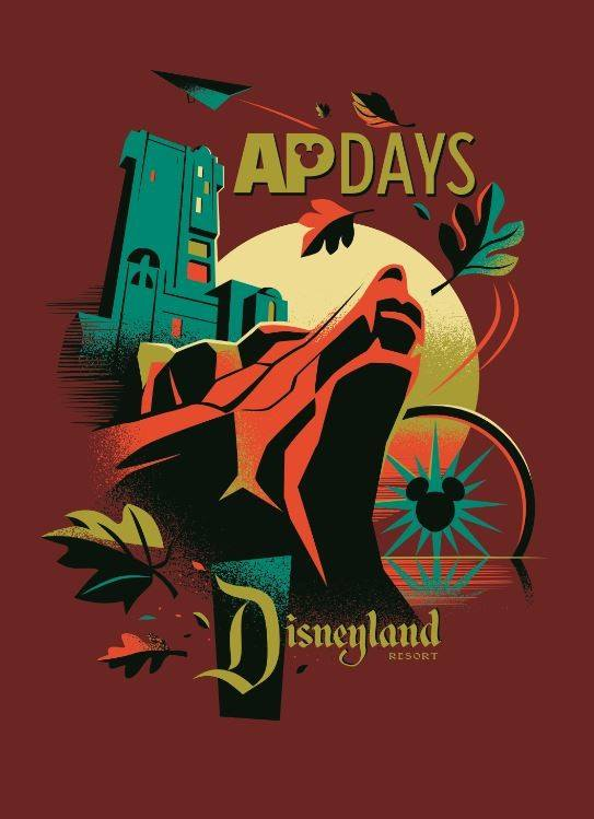 Disneyland AP Days