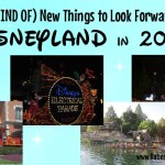 Top 5 (Kind of) New Things to Look Forward to at Disneyland in 2017!