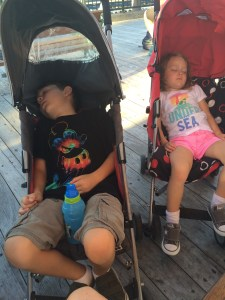 Napping in DCA