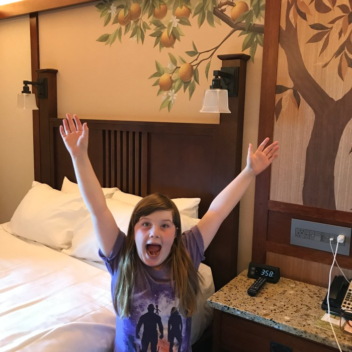 Photo tour of the new rooms at the Grand Californian