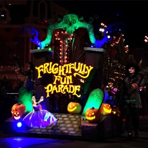 once the official party time starts guests who are at disney california adventure park must return to disneyland - Disneyland Hours Halloween