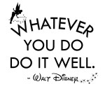 Printable Motivational Words from Walt Disney! Friday Freebie