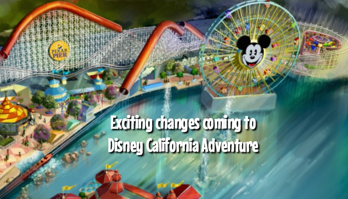 New Pixar Pier and Paradise Park lands coming to Disney California Adventure in 2018
