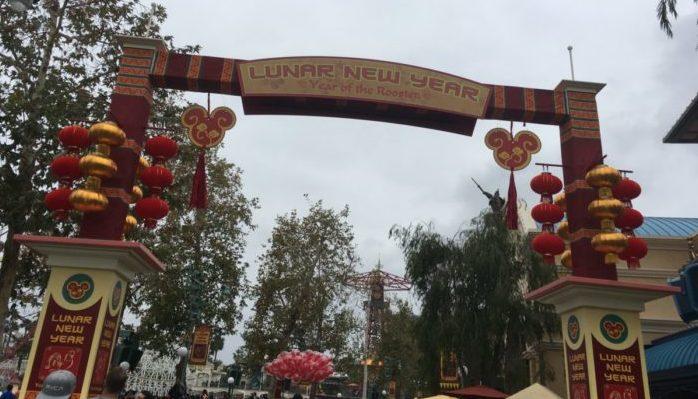 Disneyland Resort Celebrates Lunar New Year January 26 to February 18, 2018