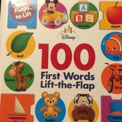 100 First Words Lift Flap