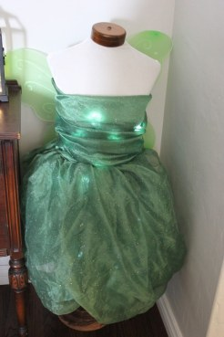 Tinkerbell Dress Form