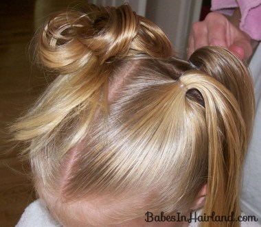 Fancy Messy Buns (5)