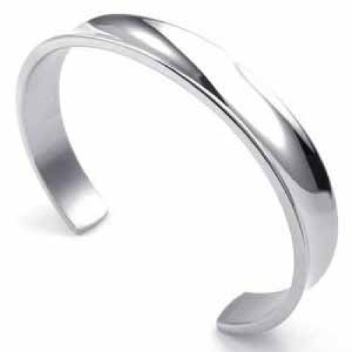 Sterling Silver Hair Tie Bracelet