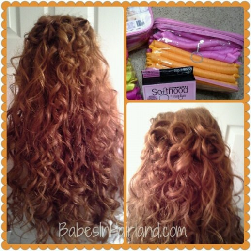 Curlformers Giveaway from BabesInHairland.com