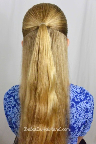Swept Up Braided Bun from BabesInHairland.com