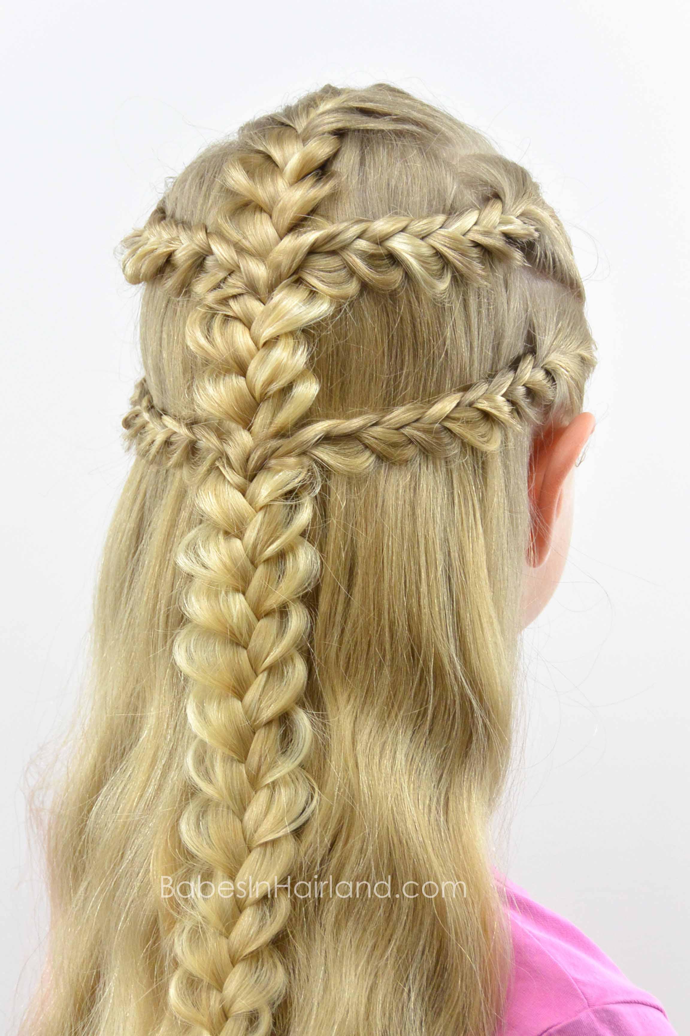 viking braids babes in hairland