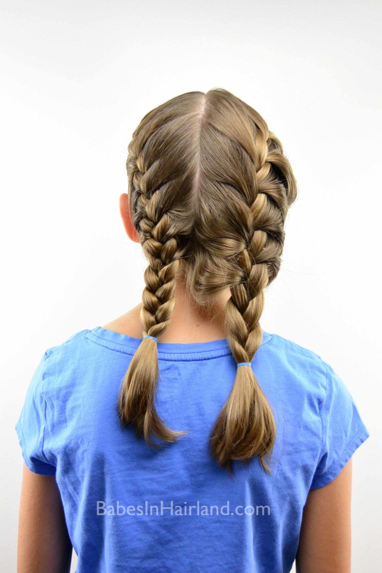How To Get A Tight French Braid From