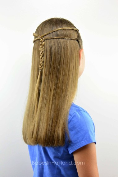 4 Twists to a Braid from BabesInHairland.com #easyhairstyle #braid #twists #hair