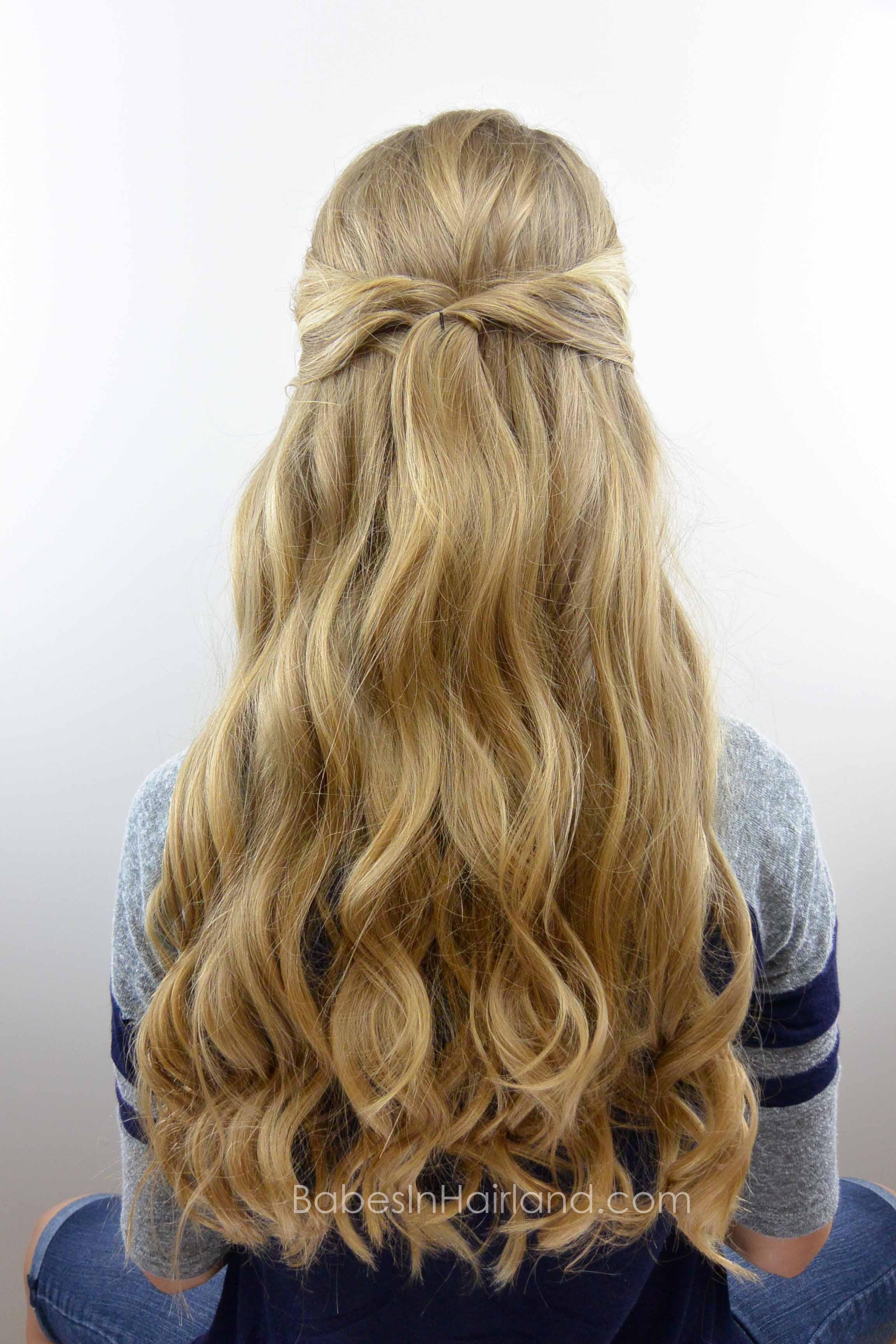 Simple Pullback Amp Curls Nume Wand Review Babes In Hairland