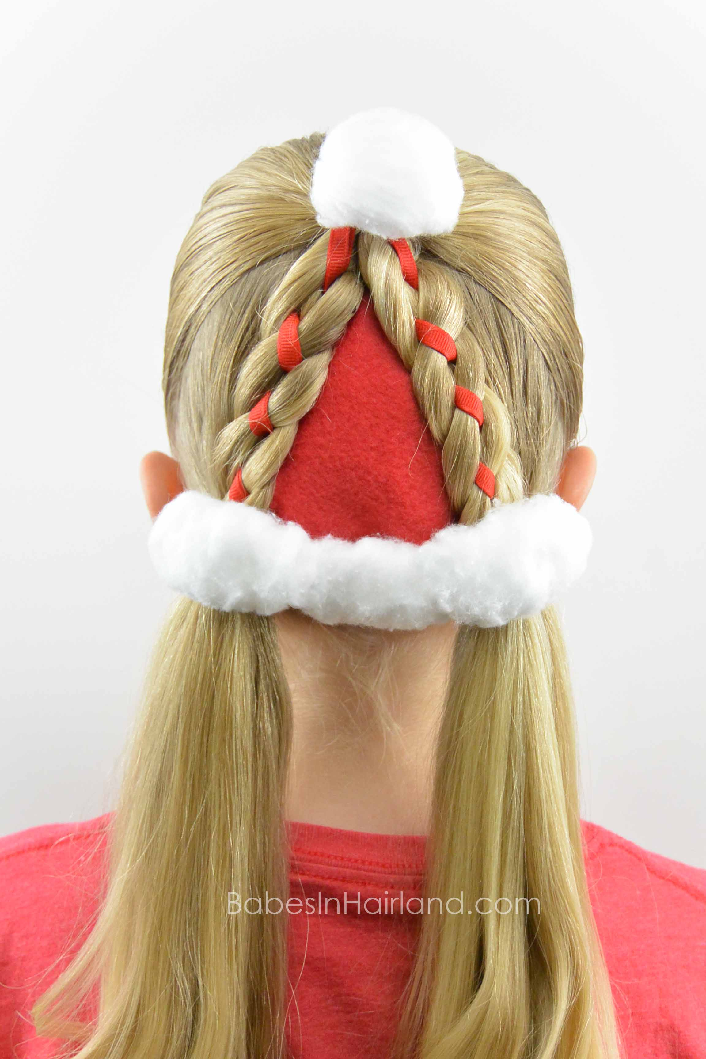 style ideas for hair santa hat hairstyle hairstyle in hairland 6095