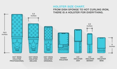 Holster Size Chart