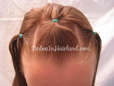Bang Pull Back | 5 Flipped Ponytails from BabesInHairland.com (5)