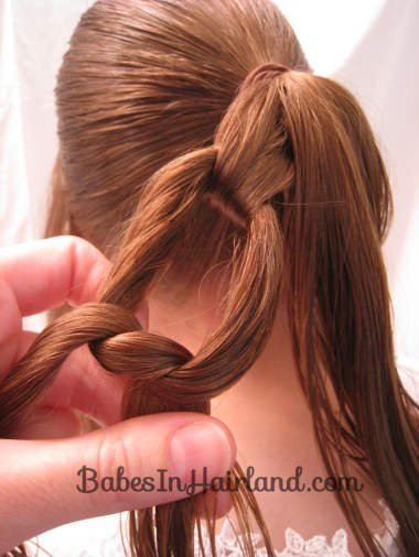 Braid & Knotted Bun Updo from BabesInHairland.com (6)