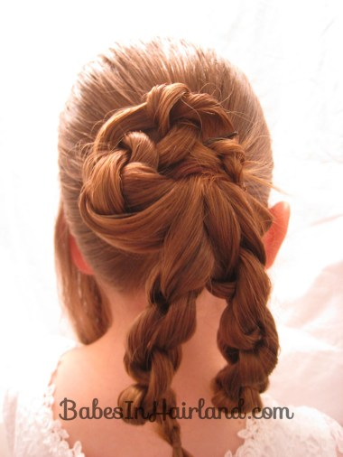 Braid & Knotted Bun Updo from BabesInHairland.com (9)