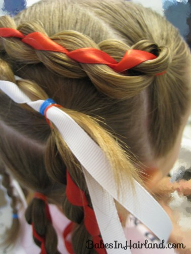 American Flag Hairstyle (8)