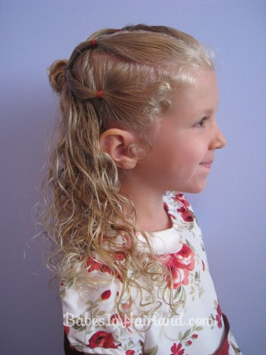 Simple Style for Curly Hair from BabesInHairland.com (8)