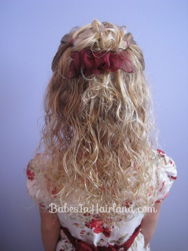 Simple Style for Curly Hair from BabesInHairland.com (6)