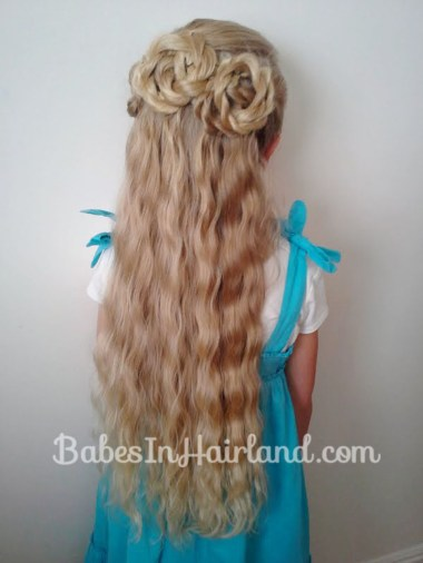 Triple Twisted Half Updo from BabesInHairland.com (4)