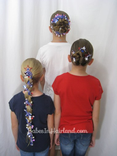 Patriotic Hairstyles from BabesInHairland.com (9)
