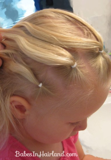 Ponies & Ribbon Hairstyle (3)