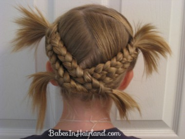 topsy tail hairstyles