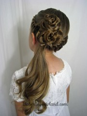 elegant -updo homecoming