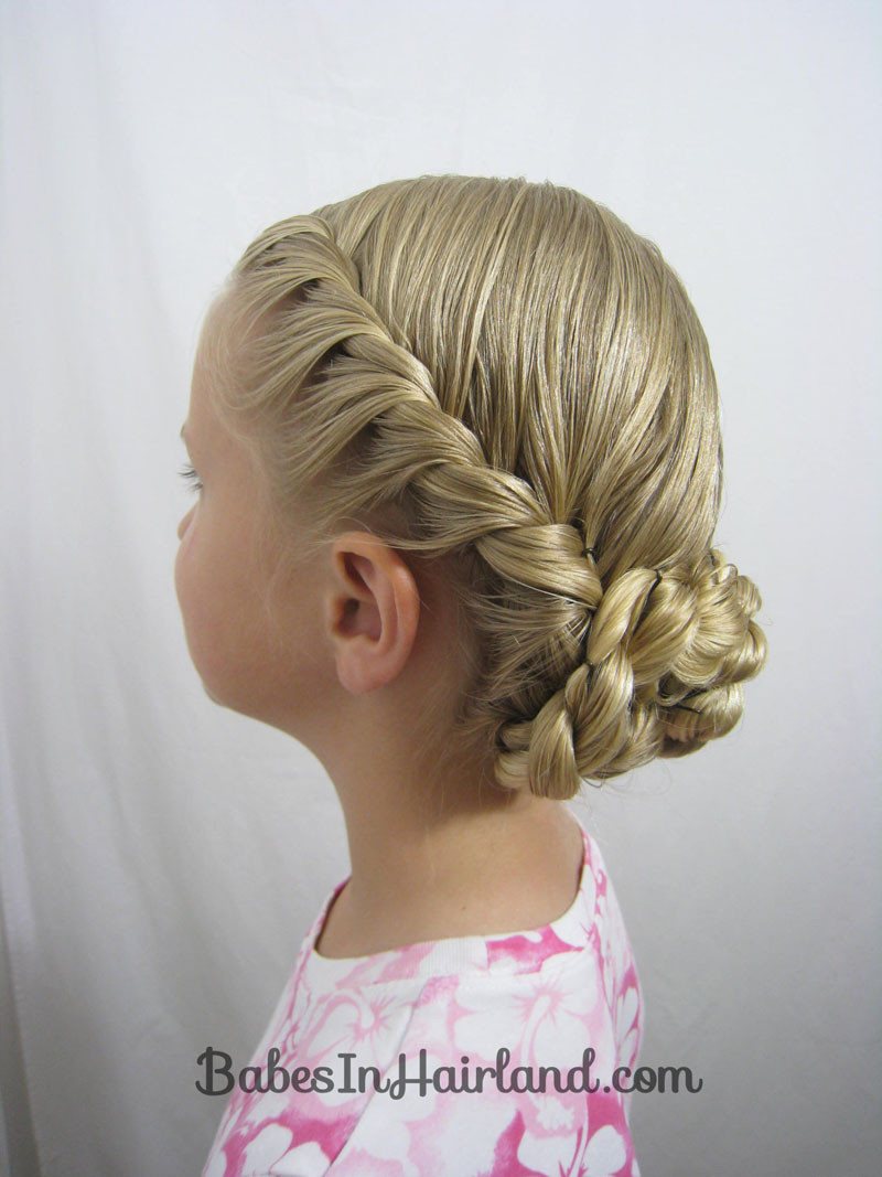 French twisted updo babes in hairland french twisted updo from babesinhairland solutioingenieria Images