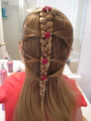 basic braid with little french