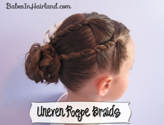 Uneven Rope/Twist Braids & Video (2)