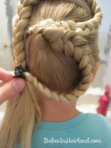 Letter B Hairstyle (11)