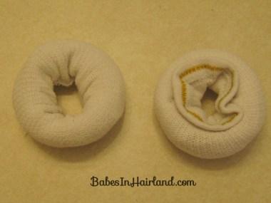 No Heat Curls - From Socks (1)