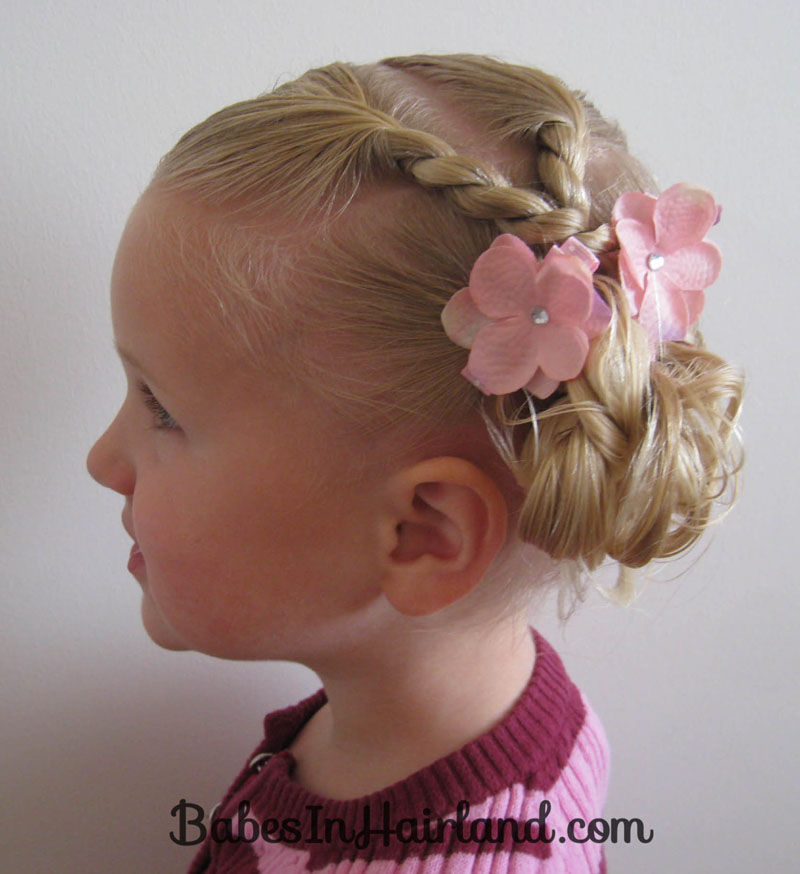 Easy Hairstyles For Toddlers With Short Hair Fusion Hair