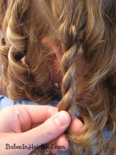Cascading Pinned Up Curls (3)