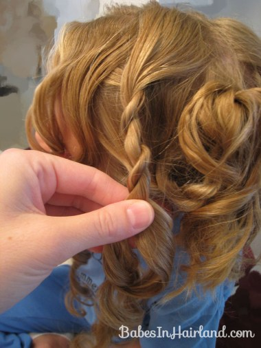 Cascading Pinned Up Curls (8)