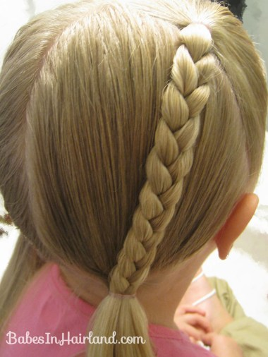 Letter H Hairstyle (6)
