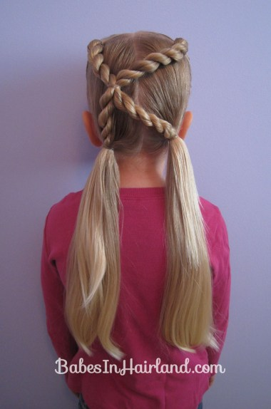 Letter K Hairstyle (7)