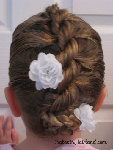 Rope/Twist Braid - French Style (1)