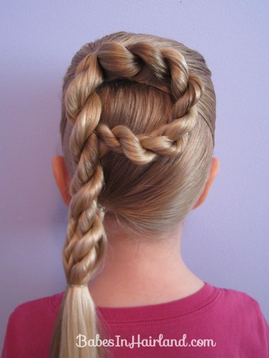 Letter P Hairstyle (1)