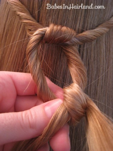 Twisted Knot Hairstyle   Teen Hairstyles (8)