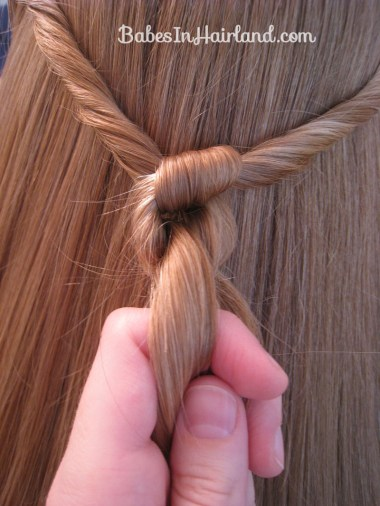 Twisted Knot Hairstyle   Teen Hairstyles (9)