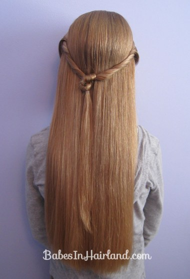Twisted Knot Hairstyle   Teen Hairstyles (11)