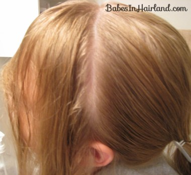 Polka Dot Headband Hairstyles (4)