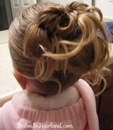 Easter Updo Hairstyle (10)