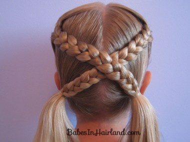 Letter X Hairstyle (1)